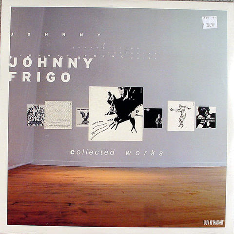"Johnny Frigo Vinyl 12"" (New)"