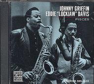 """Johnny Griffin / Eddie """"Lockjaw"""" Davis CD"""