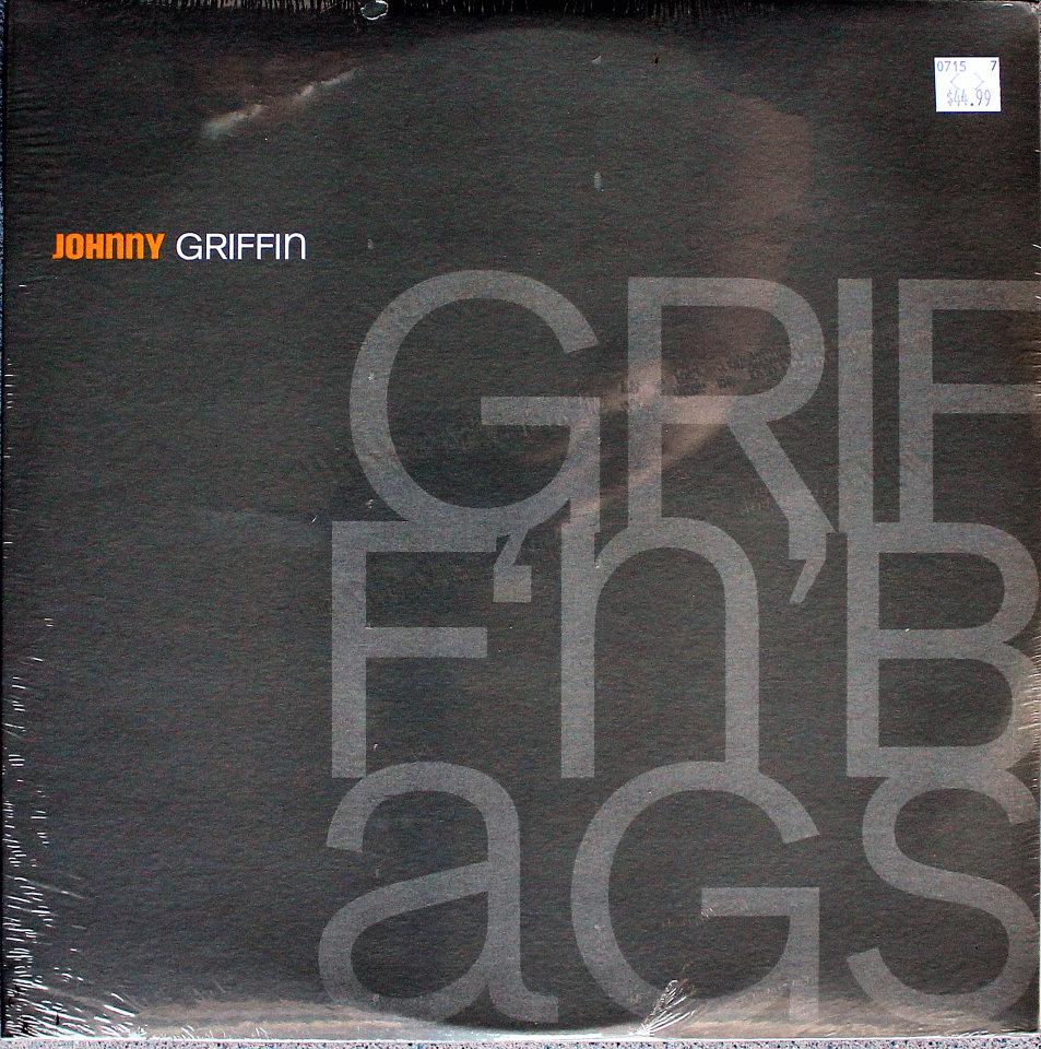 "Johnny Griffin Vinyl 12"" (New)"