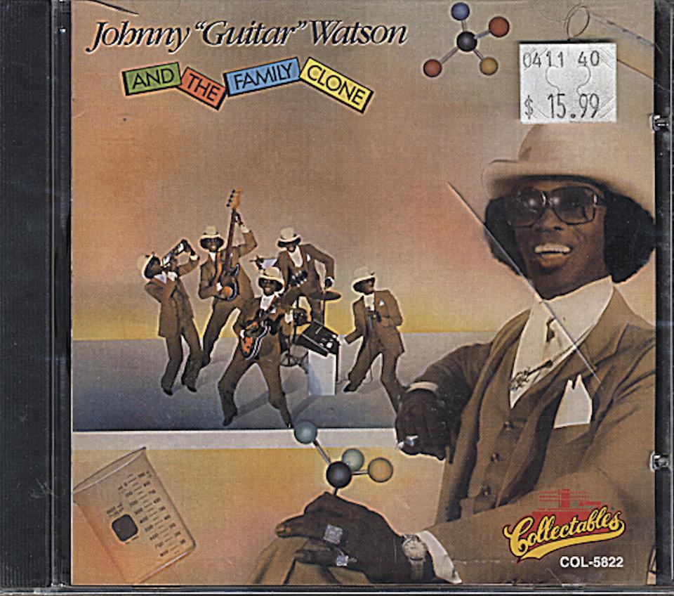 "Johnny ""Guitar"" Watson CD"