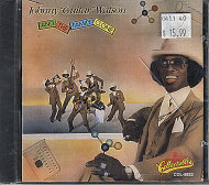 "Johnny ""Guitar"" Watson CD"