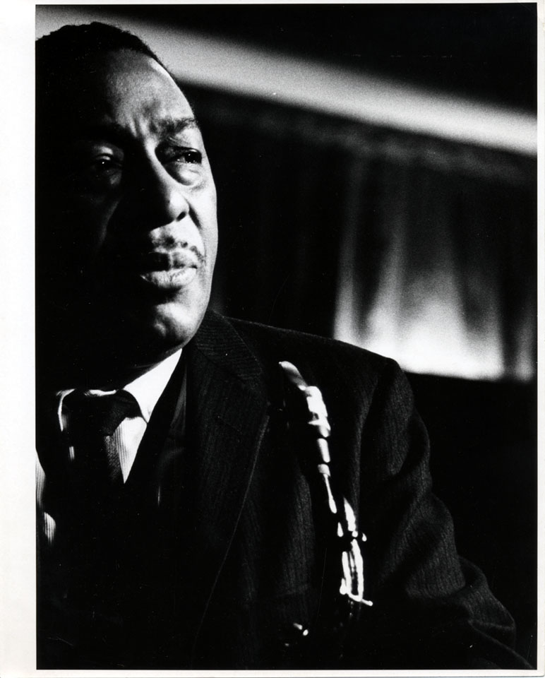 Johnny Hodges Vintage Print