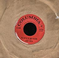 """Johnny Horton Vinyl 7"""" (Used)"""