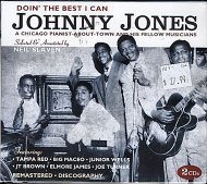 Johnny Jones CD