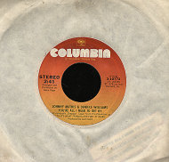 "Johnny Mathis / Deniece Williams Vinyl 7"" (Used)"