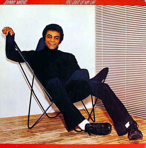 "Johnny Mathis Vinyl 12"" (Used)"