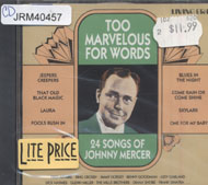 Johnny Mercer CD