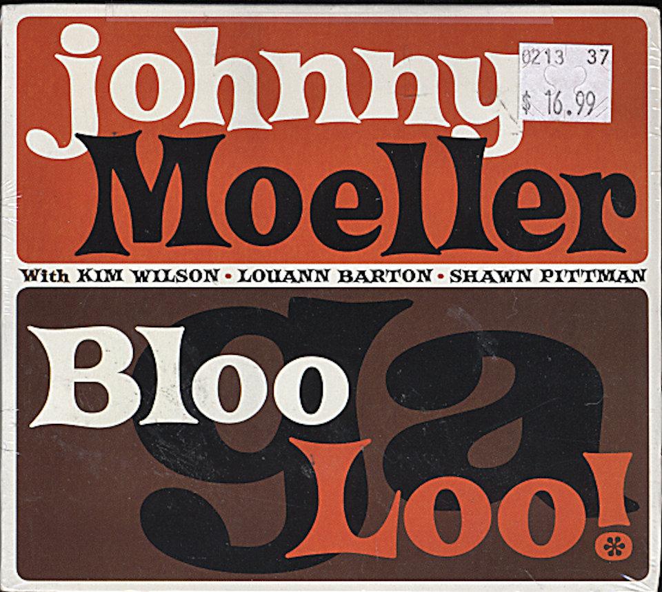 Johnny Moeller CD