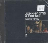 Johnny Otis & Friends CD