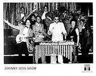 Johnny Otis Show Promo Print