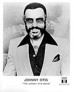 Johnny Otis Promo Print