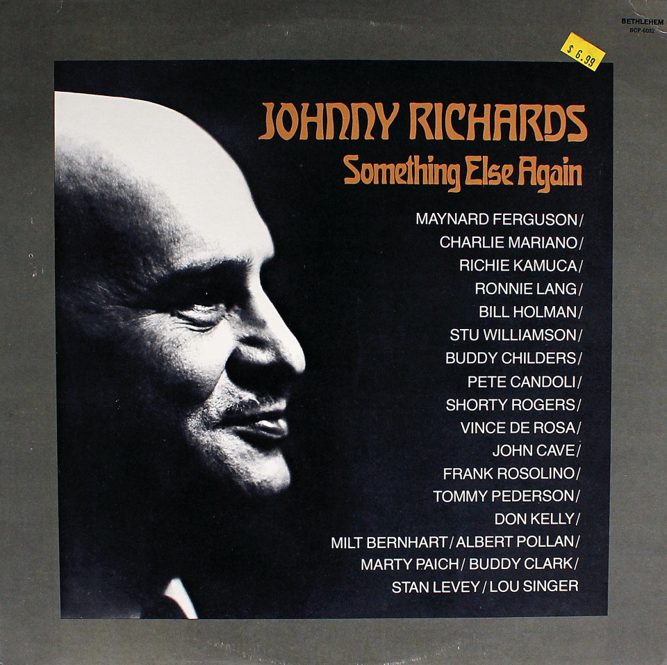 """Johnny Richards Vinyl 12"""" (Used)"""
