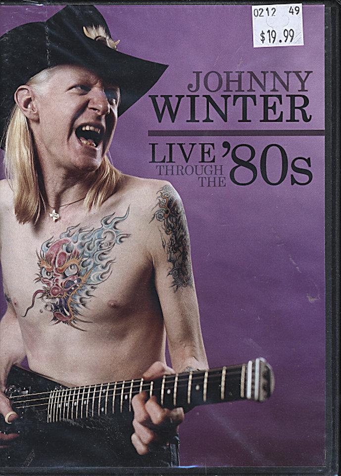 Johnny Winter DVD