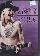 Johnny Winter DVD
