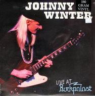 "Johnny Winter Vinyl 12"" (New)"