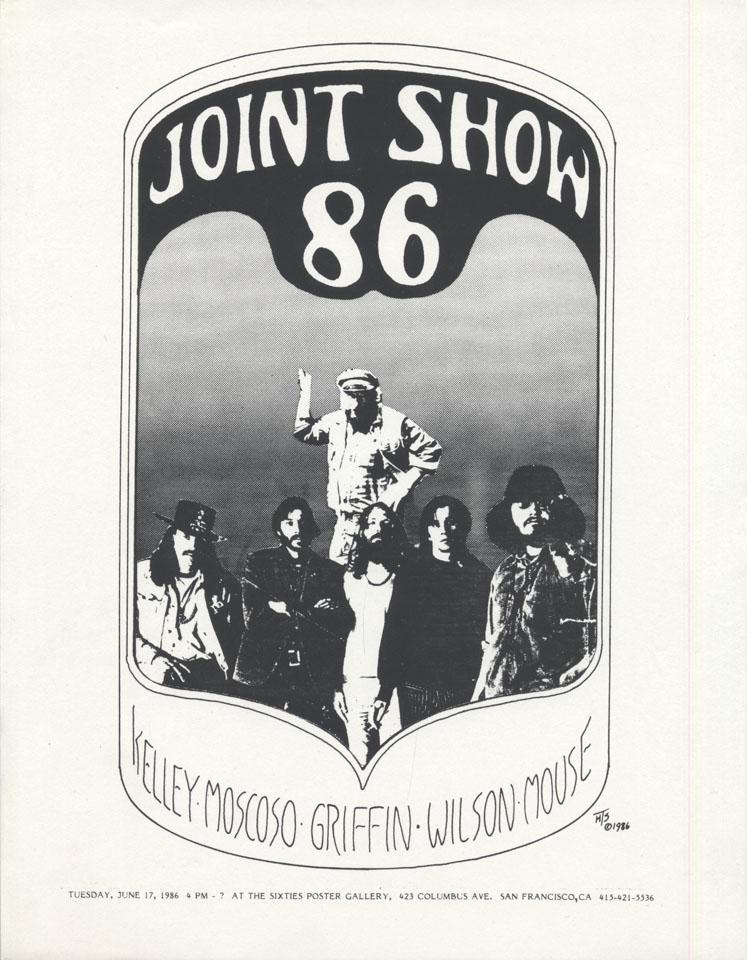 Joint Show 86 Handbill