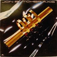 "Jon Butcher Axis Vinyl 12"" (Used)"