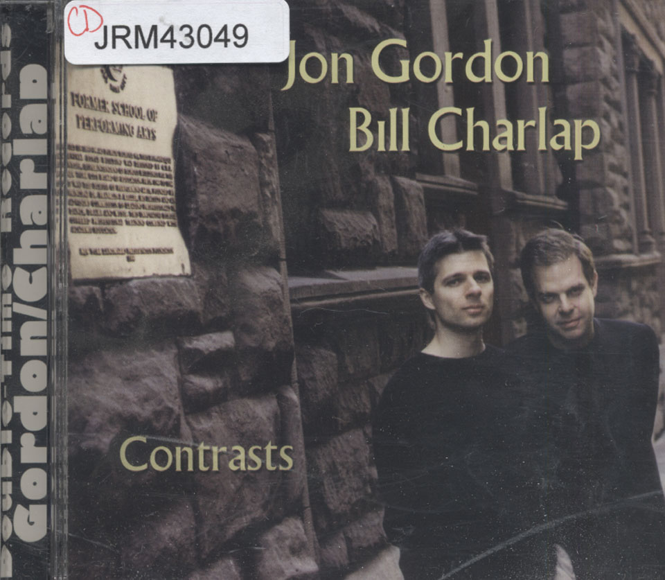 Jon Gordon & Bill Charlap CD