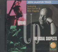Jon Mayer Trio CD