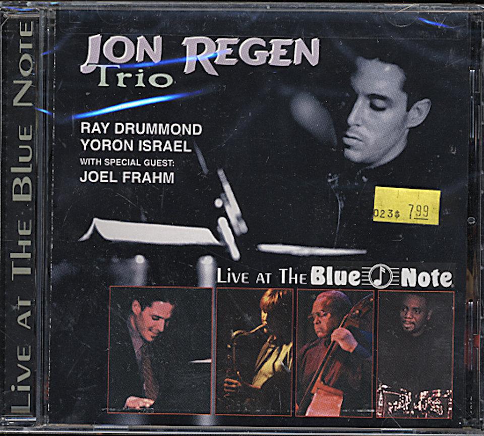 Jon Regen Trio CD