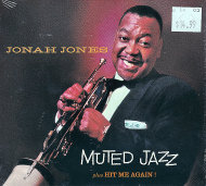 Jonah Jones CD