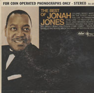 "Jonah Jones Vinyl 7"" (Used)"