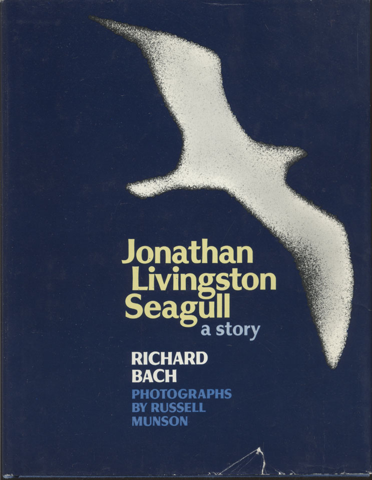 jonathan livingston seagull written by richard bach Jonathan livingston seagull by richard bach free shipping hardcover book hardcover 50 out of 5 stars - jonathan livingston seagull by richard bach free shipping hardcover book.