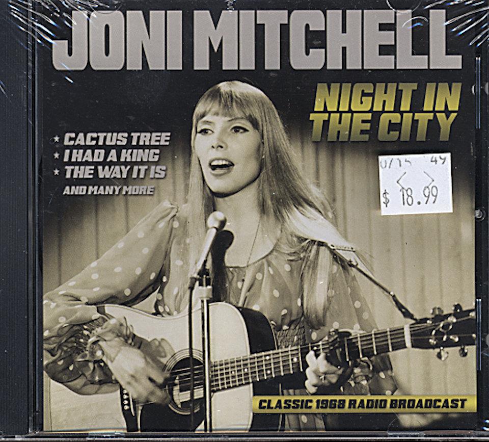 Joni Mitchell CD