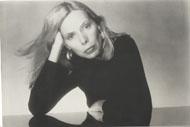 Joni Mitchell Vintage Print