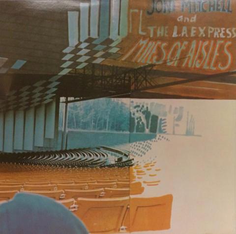 "Joni Mitchell Vinyl 12"" (Used)"