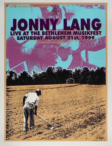 Jonny Lang Poster