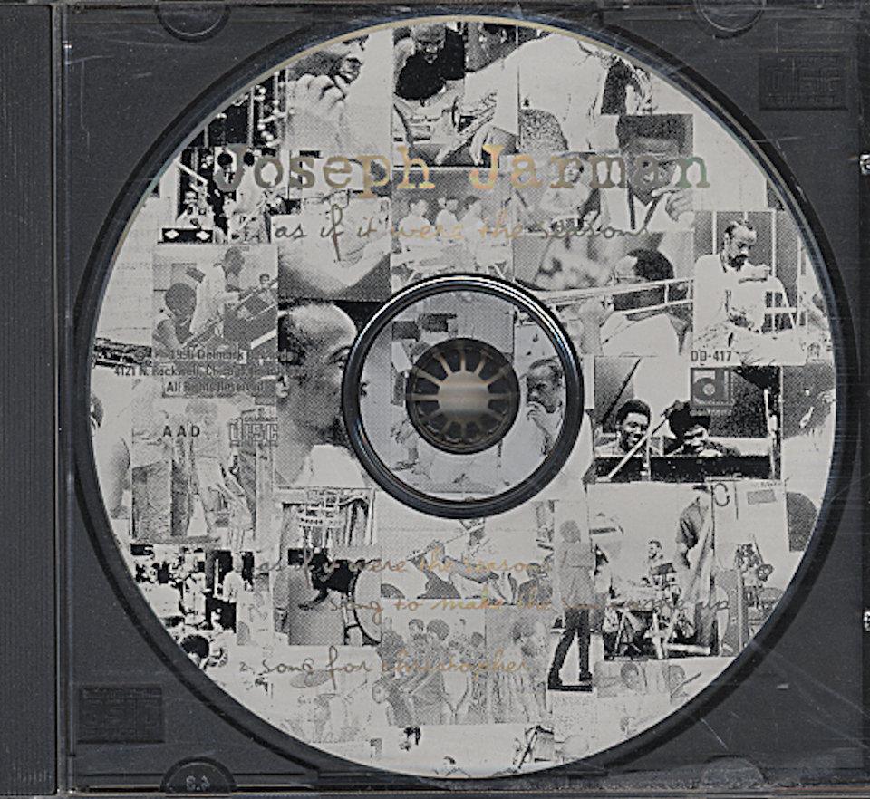 Joseph Jarman CD