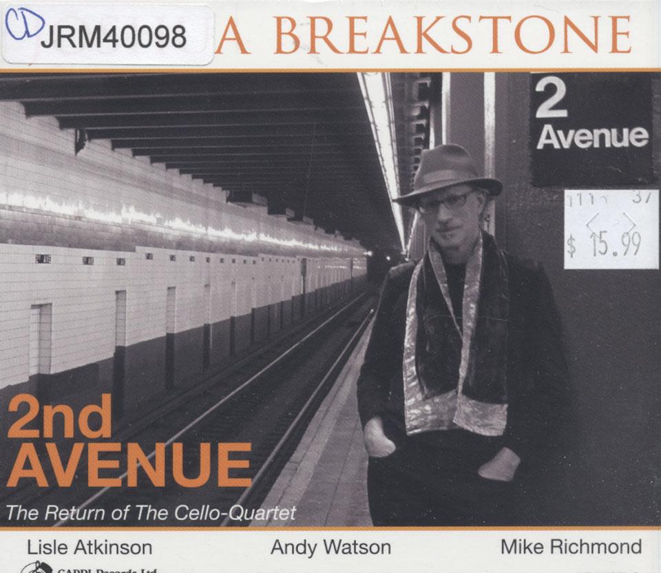 Joshua Breakstone CD