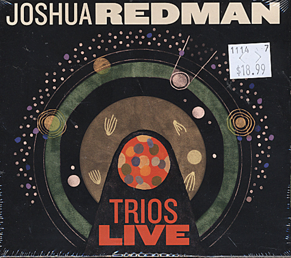 Joshua Redman CD