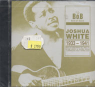 Joshua White CD