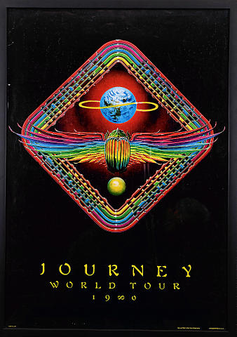 Journey Framed Poster