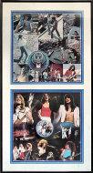 Journey Vintage Print