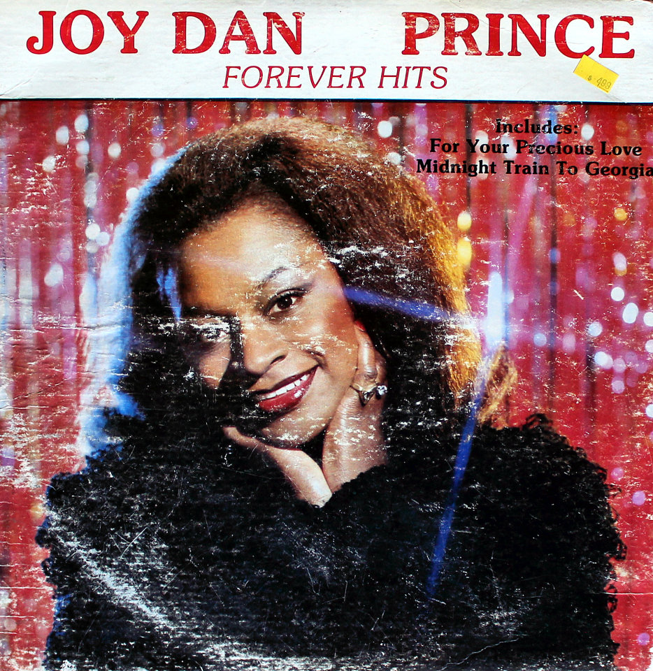 "Joy Dan Prince Vinyl 12"" (Used)"
