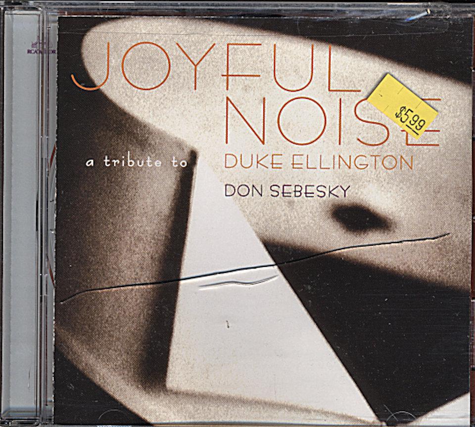 Joyful Noise: A Tribute To Duke Ellington CD