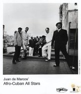 Juan de Marcos' Afro-Cuban All Stars Promo Print