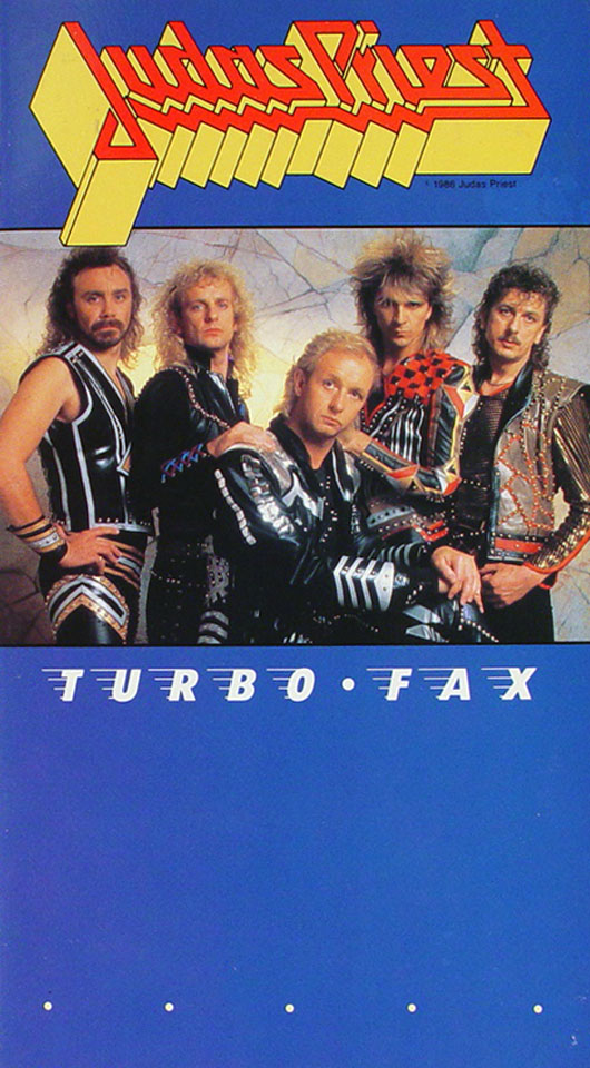 Judas Priest: Turbo Fax