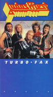 Judas Priest: Turbo Fax Book