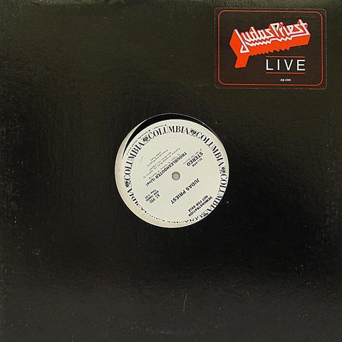 "Judas Priest Vinyl 12"" (Used)"