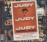 Judy at Carnegie Hall CD