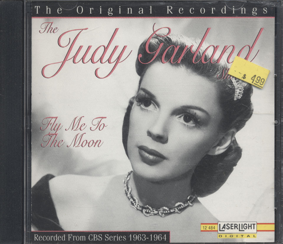 Judy Garland CD
