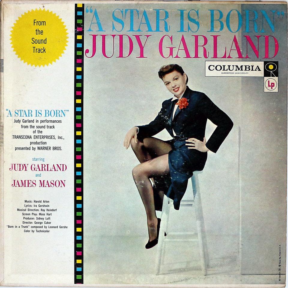 "Judy Garland Vinyl 12"" (Used)"