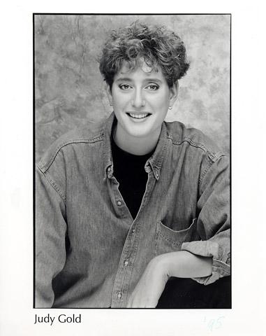 Judy Gold Promo Print
