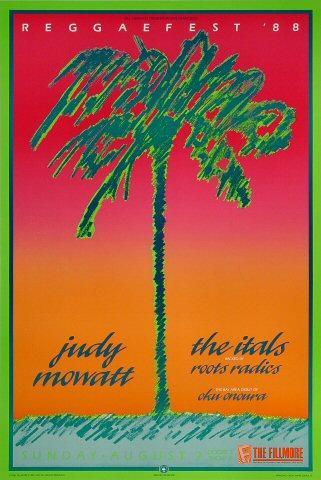 Judy Mowatt Poster