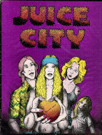 Juice City Comic Book