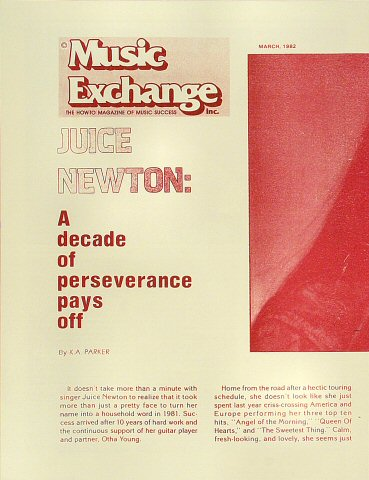 Juice Newton Program